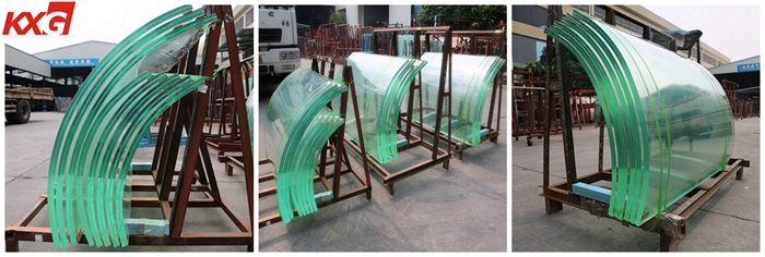 ultra clear toughened glass factory