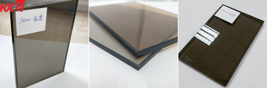 10mm bronze tempered glass price