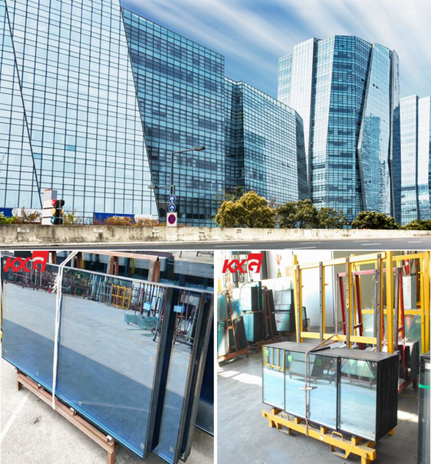 Insulated glass curtain wall-KXG