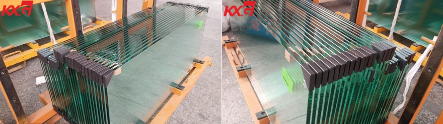 12mm clear tempered glass export to Australia