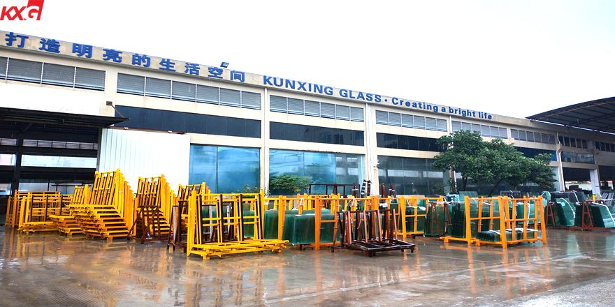 kunxing glass factory
