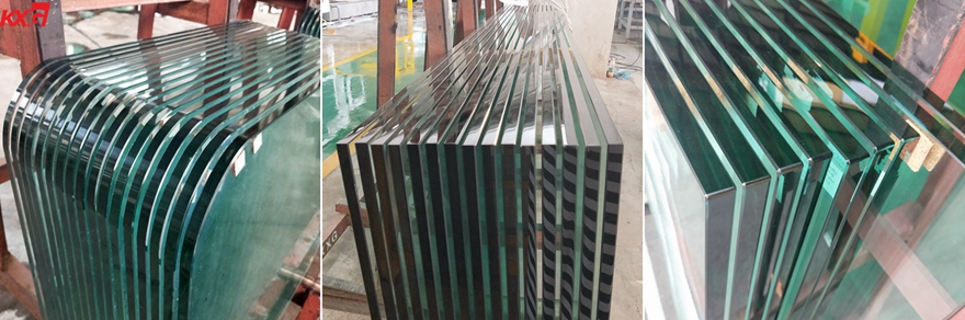 Tempered table top glass factory