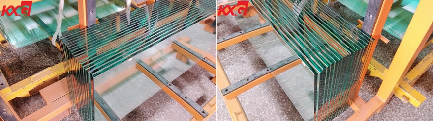 12mm heat strengthened glass factory