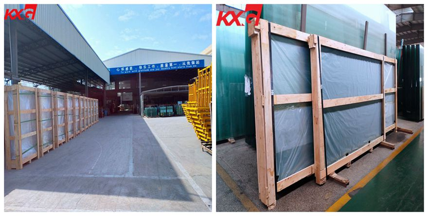kxg safety wooden crate
