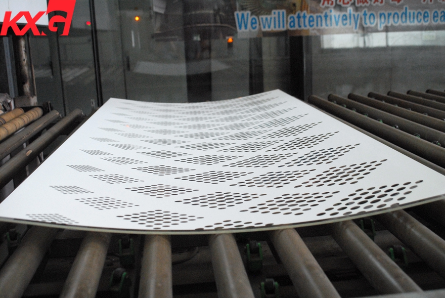 Digital printing curved tempered glass