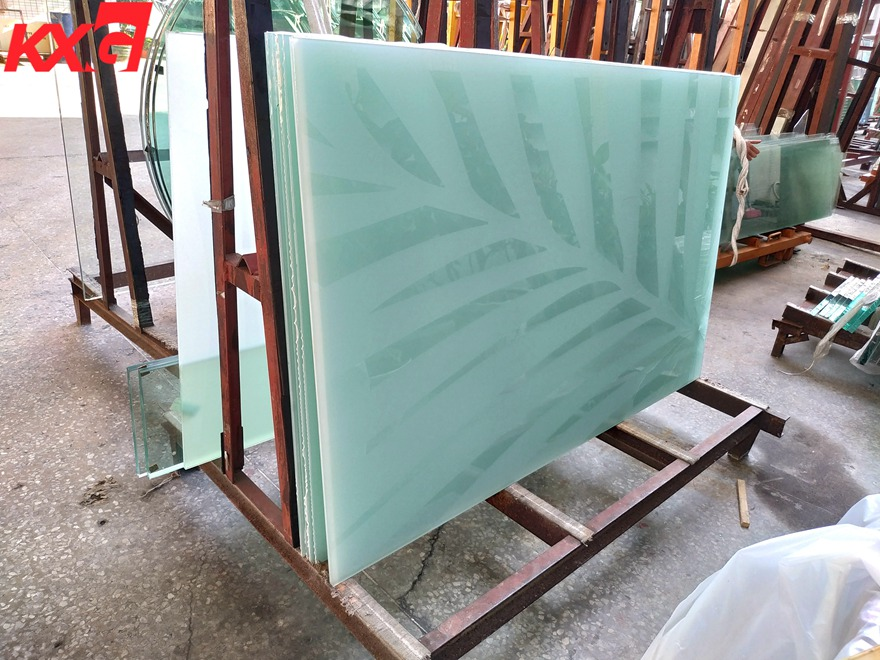 KXG unique new product-laminated glass