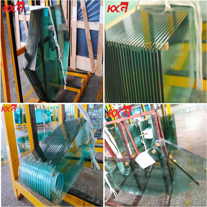 KXG-irregularly shaped tempered glass