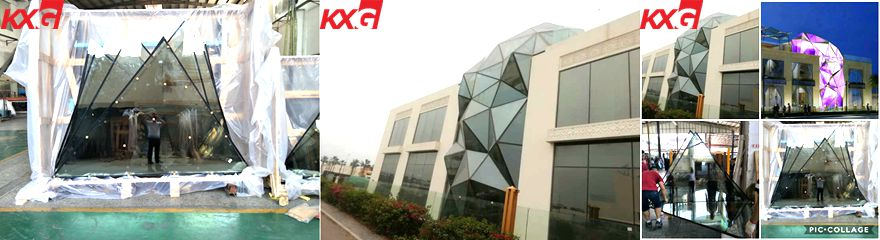 KXG Project Case-Dubai Privacy Villa