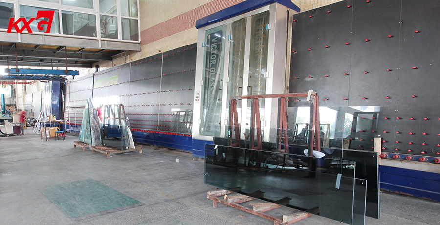 KXG Tempered insulated glass production line