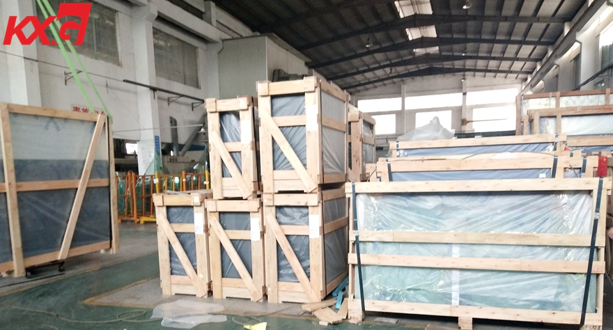 15mm tempered glass packing