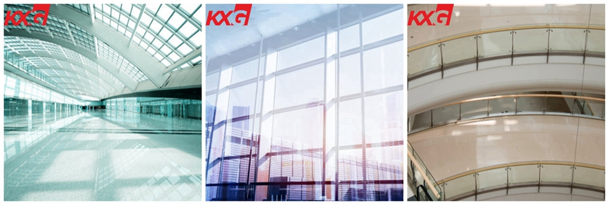 Laminated Security Glazing heat soaked test toughened laminated glass