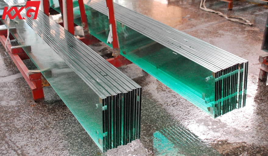 high safety SGP laminated glass