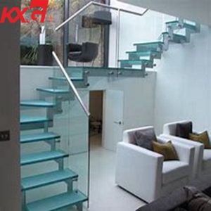 10mm tempered glass railings wholesale stainless steel and balcony tempered glass railings