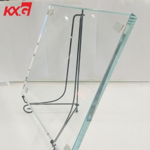 19mm extra clear toughened glass,19mm ultra clear tempered glass factory, 19mm low iron tempered glass supplier