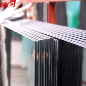 664 clear tempered laminated glass, 13.52mm safety toughened laminated glass factory