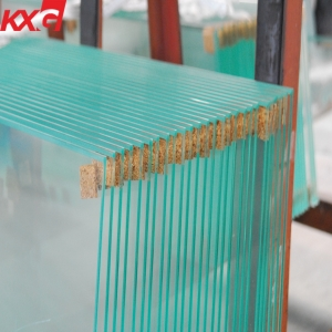 6mm low iron extra clear tempered glass- ultra clear toughened glass factory