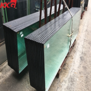 8mm-12A-8mm clear low-e insulating glass price, hot sale double glazing glass