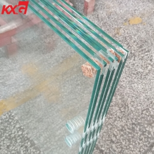 8mm ultra clear toughened glass factory, 8mm extra clear tempered glass supplier, 8mm low iron tempered safety glass factory
