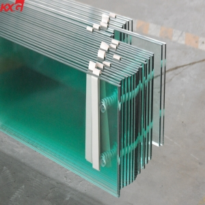 4-19mm Cut to Size Tempered Glass, China professional safety building glass factory