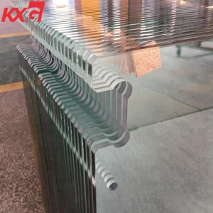 China clear tempered glass factory,5mm-25mm impact resistant toughened glass price
