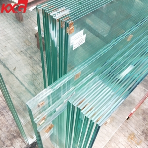 China factory building glass 12.76mm laminated glass for windows and door
