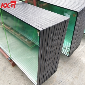 China professional building glass factory produce Heat strengthened insulated glass, IGU double glazed glass