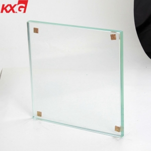 China safety laminated tempered glass factory, CE certificate clear safety laminated tempered glass price