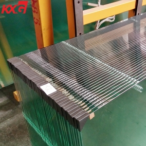 Clear 10mm tempered glass, clear 10mm toughened building glass factory in China