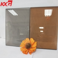 10mm bronze tinted tempered glass factory,10mm thickness bronze toughened glass,10mm bronze tempered glass price