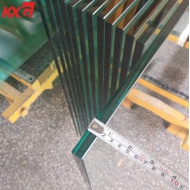 China 15mm safety clear toughened glass prices- good quality tempered glass produce by professional building glass factory factory