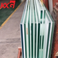 China 8.76mm white laminated glass price,8.76mm white translucent laminated glass,obscure laminated glass factory factory