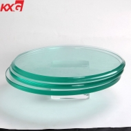 8mm safety clear tempered glass table top, 1/3 inch table top glass prices, China furniture glass factory