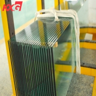 China Manufacturer supply good quality heat soaked toughened glass