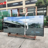 China glass factory insulated glass panels hollow glass for curtain wall building facade