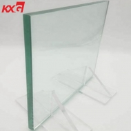 China glass factory supplier 12mm toughened glass for outdoor balustrade
