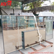 China China good quality energy efficiency Low-E double insulating glass professional factory factory