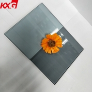China China manufacturer wholesale good price 8mm dark grey float tempered glass factory