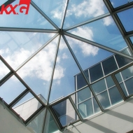 Excellent Quality Toughened Laminated Glass Skylight Factory China
