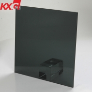 Export 4-12mm bronze blue green gray black colored tinted security tempered glass, China tinted tempered glass exporter