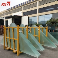 Factory High quality 11.52mm 554 Heat soak tempered laminated glass supplier