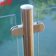 Glass building glass factory 15mm clear toughened for balustrade,safety tempered glass fence railing