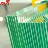Half tempered glass suppliers-heat strengthened glass price-semi-tempered glass factory China