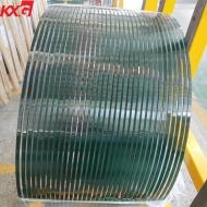 High quality 10mm clear tempered table top glass,3/8 inch table top safety glass factory price China