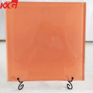 China Tempered silk screen printing glass manufacturer,ceramic frit color painted tempered glass factory factory