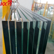 Wholesale prices heat soaked test heat strengthened fully tempered toughened glass factory